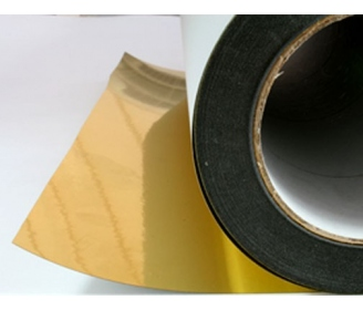 Gold reel film (43 cm x 40 m)