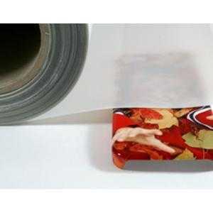 Transparent roll film (43 cm x 40 m)