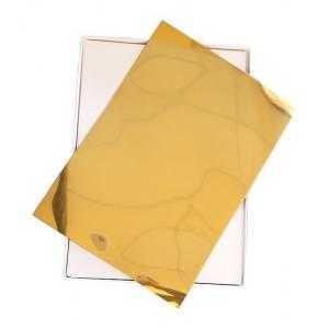 Film dorado 50 hojas (A3)