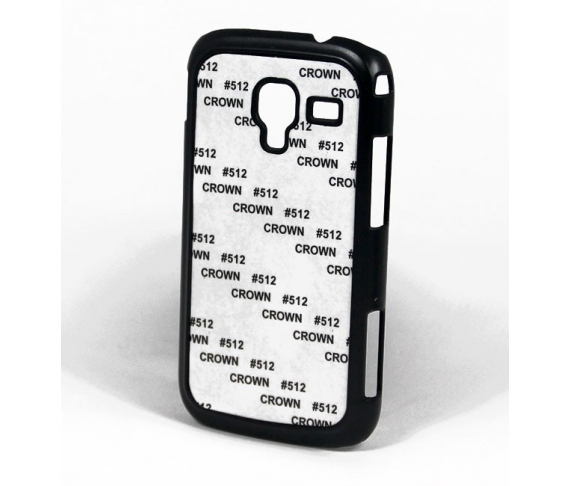 ac73ecda514 Sublimation of aluminium plate cases for Samsung Galaxy Ace 2