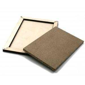 """Útil para la sublimación de los """"Lienzo de madera"""