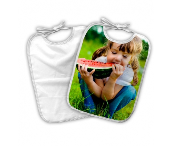 Customizable bibs