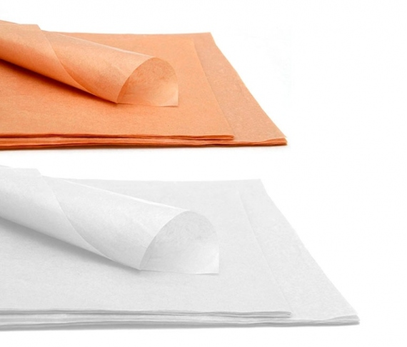 Protective paper for thermal press 100 sheets (various sizes)
