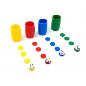 Fichas para juegos de mesa