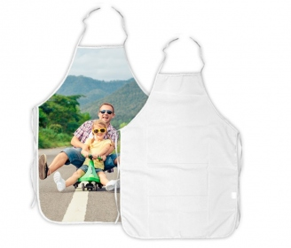 Customizable aprons