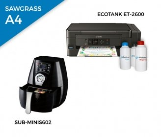 Pack oven + printer Epson EcoTank ET-2600