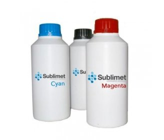 Sublimation inks for large format Sublimet