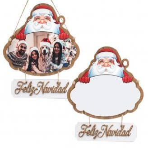 Chistmas hangers - Santa Claus