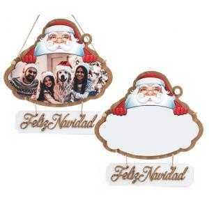 Colgador de Navidad  - Papá Noel