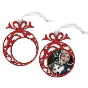Fantasy Christmas ball ornaments