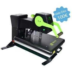 Flat thermal press Galaxy Hero GS-301 (40 x 50 cm)