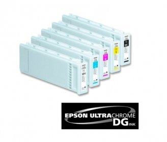 UltraChrome DG inks for Epson SC-F2000 / SC-F2100