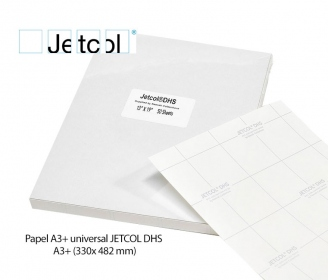 Papel A3+ universal JETCOL DHS