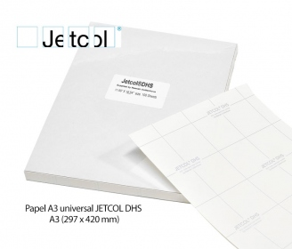 Papel A3 universal JETCOL DHS