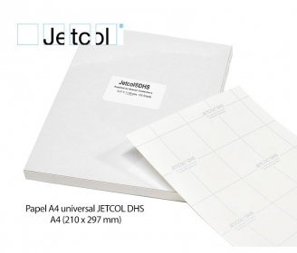 Papel A4 universal JETCOL DHS