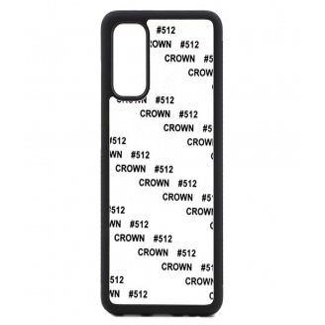 Coques 2D flexibles pour Samsung Galaxy S20