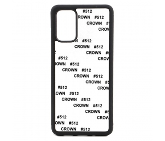 2D Flexible Cases for Samsung Galaxy S20 plus