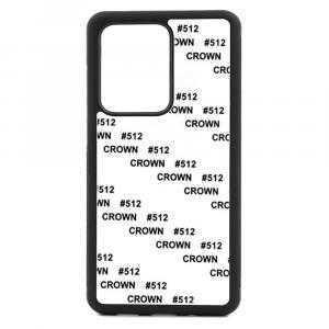 Coques 2D flexibles pour Samsung Galaxy S20 ultra