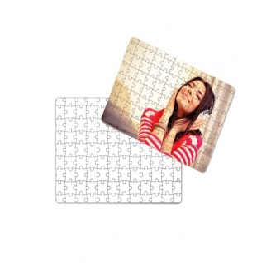 Puzzles 120 pièces (A4)