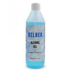 Hydroalcoholic gel 500 ml