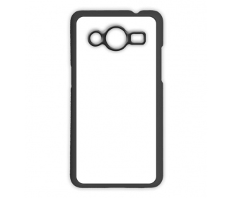 2D PC cases for Samsung Galaxy Core 2