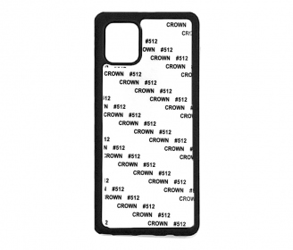Carcasas 2D Flexibles Samsung Galaxy Note 10 Lite