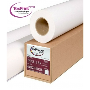TexPrint XPHR roll paper (61cm x 34m)