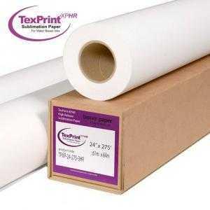 TexPrint XP HR roll paper (61cm x 84m)