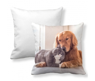 HQ 50 x 50 cushion cover (silk type)