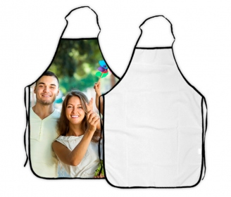 Customizable aprons for adults