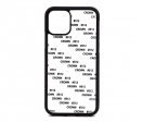 2D Flexible Cases for iPhone 12 Pro Max