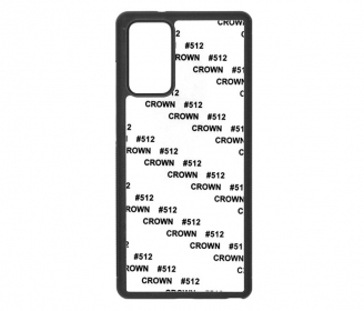 Carcasas 2D Flexibles Samsung Galaxy Note 20