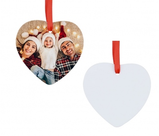 HPP heart ornament