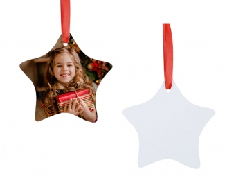 HPP star ornament