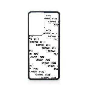 Carcasas 2D Flexibles para Samsung Galaxy S21  Ultra