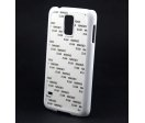 2D flexible cases for Samsung Galaxy S5/S5 Neo