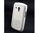 Case 2D aluminium plate for sublimation Samsung Galaxy S3 mini