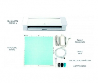 Cutting Plotter Silhouette Cameo 4