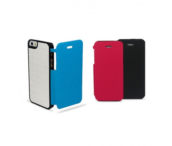 2D Flip cover case for iPhone 5/5s/SE