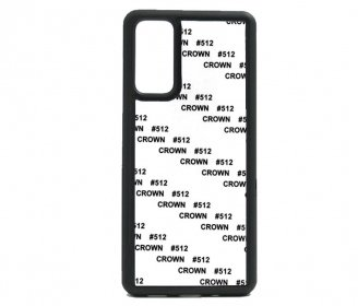 2D Flexible Cases for Samsung Galaxy S20 Fe