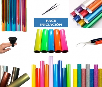 Pack Cutting Textile Vinyls