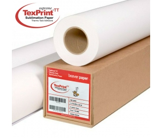 TexPrint Thermopack adhesive roll paper (111,8 cm x 84 m)