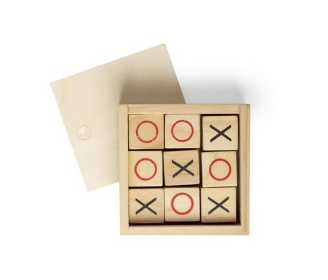 Noughts and crosses Game in cubes