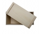 Wooden boxes with cover