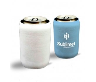 Neoprene thermal cover for cans