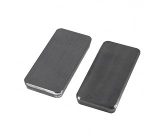 Metal jigs for PC Apple cases