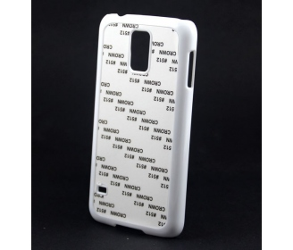 Case 2D aluminium plate for sublimation Samsung Galaxy S5/S5 Neo