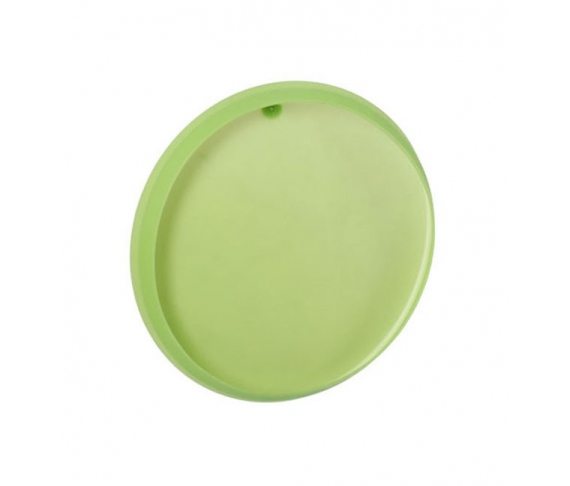 Silicone mold for plates sublimation (19 cm diameter)