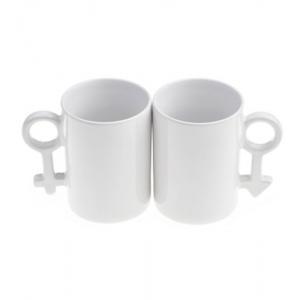 Tazas de cerámica parejas (Pack 2)