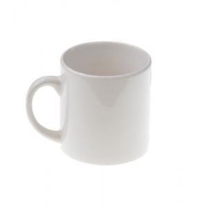 Tazas de café blancas